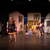 Photo Coverage: First look at Imagine Productions' A FUNNY THING ON THE WAY TO THE FO Photo
