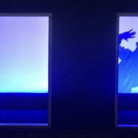 Photo Flash: Peer Through The Windows At Open Book Theatre For Spooky Stories In HAUNTED Photo