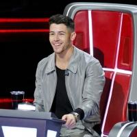 Nick Jonas Returns to THE VOICE For Season 20 Photo
