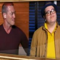 VIDEO: Josh Gad, Luke Evans and Alan Menken Perform 'Gaston' for the THE DISNEY FAMILY SINGALONG