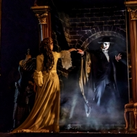 THE PHANTOM OF THE OPERA Orchestra Will Be Reduced Upon Reopening in the West End Photo