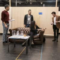 Photo Flash: In Rehearsal with THE VAGRANT TRILOGY at The Public Theater Photos