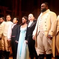 Photos: HAMILTON Returns to Broadway; Lin-Manuel Miranda Hosts Ham4Ham, Curtain Call, and Photo