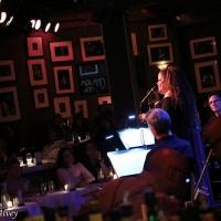 Photo Flash: Natalie Douglas Celebrates Joni Mitchell At Birdland Photo