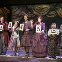 Photo Flash: Foothill Music Theatre Presents THE MYSTERY OF EDWIN DROOD Photo