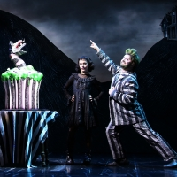 BEETLEJUICE Has Broken the Winter Garden Box Office Record for the Third Time