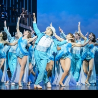 Photo Flash: Check Out Production Photos of WHITE CHRISTMAS at London's Dominion Thea Photo