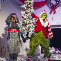 Photo Flash: Matthew Morrison Stars in DR. SEUSS' THE GRINCH MUSICAL! Photo