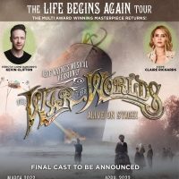 Jeff Wayne's Musical Version of THE WAR OF THE WORLDS Returns to Tour in 2022 Photo