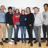 Photo Flash: First Look at Rehearsals For Atlantic Theater Company's PARIS Photo