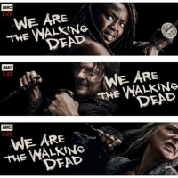 Photo Flash: AMC Releases Key Art Ahead of THE WALKING DEAD Mid-Season Premiere Photos