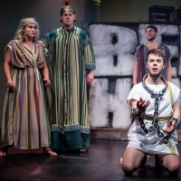 Photo Flash: First Look at the Barn Theatre's BEN HUR Photo