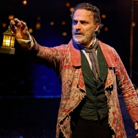 Photo Flash: Check Out Production Shots of Old Vic: In Camera A CHRISTMAS CAROL Starr Photo