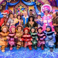 Photo Flash: Jac Yarrow And More Star In SNOW WHITE AND THE SEVEN DWARFS Panto At Birmingham Hippodrome
