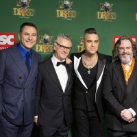 Photo Flash: On the Green Carpet at Opening Night of THE BOY IN THE DRESS Photo