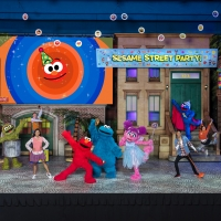 SESAME STREET LIVE! LET'S PARTY! Returns To Hulu Theater At Madison Square Garden