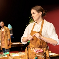 Photo Flash: First Look at FAR AWAY at The Donmar Warehouse