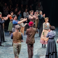 Photo Flash: Arena Stage NEWSIES Grants Teen's Wish to Perform Photos