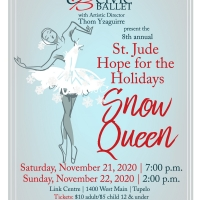 North Mississippi Dance Centre and Civic Ballet Team Up For HOPE FOR THE HOLIDAYS Photo