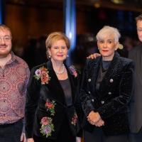 Photo Flash: National Yiddish Theatre Folksbiene Celebrates THE SORCERESS Opening Nig Photo