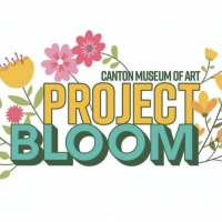 The Canton Museum Of Art Announces A Community Art Event, PROJECT BLOOM Photo