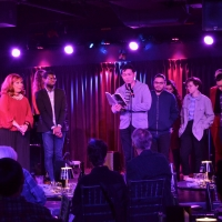 Photo Flash: Thomas March's 'Poetry/Cabaret: Smitten!' February 8 At The Green Room 4 Photo