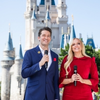 Photo Flash: DISNEY PARKS MAGICAL CHRISTMAS DAY PARADE Airs Wednesday, December 25