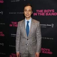 Jim Parsons Will Promote THE BOYS IN THE BAND on LATE NIGHT WITH SETH MEYERS Photo