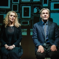 Photo Flash: First Look at LOVE, LOSS, and CHIANTI at Riverside Studios