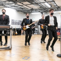 Photos: JERSEY BOYS Rehearses for the West End Photo