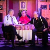 Photo Coverage: First look at Bruce Jacklin & Co's BREAKING LEGS Photos