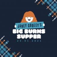 Janey Godley Dishes Up A Digital Big Burns Supper For 2021 Photo