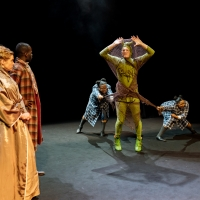 Photo Flash: First Look at THE CANTERVILLE GHOST at the Unicorn Theatre Photo