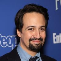 Lin-Manuel Miranda Says He is Hopeful About Theatre's Return Photo