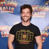 Christian Borle and Jessica Vosk to Join ACT of Connecticut's Next HAPPY HOUR Photo