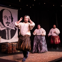 Photo Coverage: First look at Hilliard Arts Council's THE COMPLETE WORKS OF WILLIAM S Photo