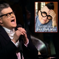 Isaac Mizrahi Announces Lea DeLaria As Guest For Third Show Of ISAAC@CAFECARLYLE Photo