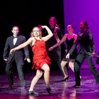 Photo Coverage: First look at New Albany High School's SMOKEY JOE'S CAFE Photos
