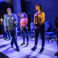 Photo Flash: First Look at THE SPECIAL RELATIONSHIP at Soho Theatre