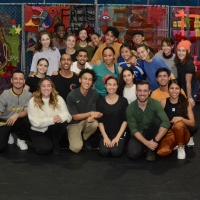 Photo Coverage: BEYOND BABEL In Rehearsal Photos