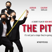 THE PITCH is Now Streaming From Singapore Repertory Theatre, Pangdemonium and WILD RI Photo