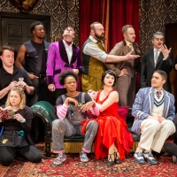 Photo Flash: Check Out New Production Images From THE PLAY THAT GOES WRONG Photo
