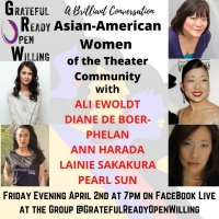 Ali Ewoldt, Ann Harada, and More to Take Part in 'Asian American Women of the Theater Photo