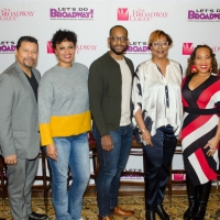 Photo Coverage: Daniel J. Watts, Jacqueline B. Arnold & More Come Together for Let's Do Broadway Talkback