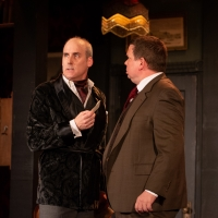 Photo Flash: First Folio Theatre Presents SHERLOCK'S LAST CASE