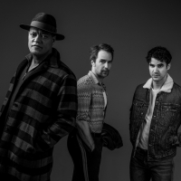 Photo Flash: First Look at Laurence Fishburne, Sam Rockwell and Darren Criss in AMERI Photo