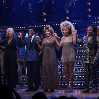 Photo Coverage: Adrienne Warren and the Cast of TINA Take Their Opening Night Bows