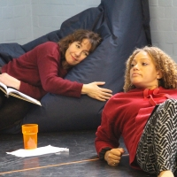 Photo Flash: In Rehearsal For THE TYLER SISTERS at Hampstead Theatre Photo