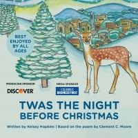 Columbus Children's Theatre Streams 'TWAS THE NIGHT BEFORE CHRISTMAS Photo