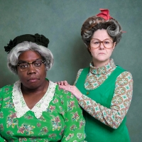 Photo Flash: GET Brings Holiday Hilarity with A TUNA CHRISTMAS Photos